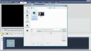 editor de vídeo - Ulead videostudio 11