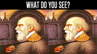 What Do You See? 99% Fail!