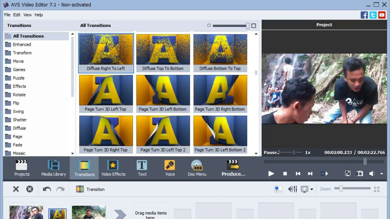 3 Software Aplikasi Edit Video Pc Terbaik Untuk Windows Youtube