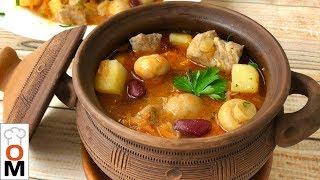 Горшочки По-Карпатски, Вы Просто Будете в Восторге | A Delicious Pork Stew in Pots | Ольга Матвей