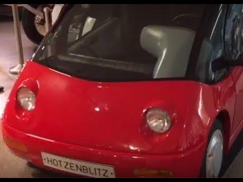 Hotzenblitz - Baujahr 1991 - Elektroauto - Hotzenblitz Mobile GmbH ...