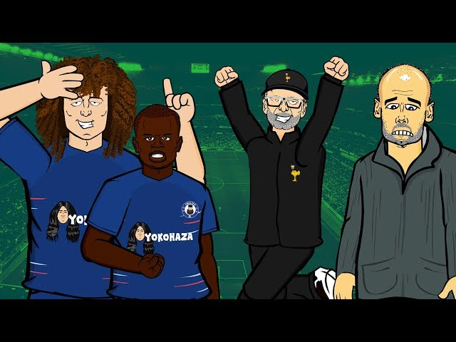 Chelsea 2-0 Man City REACTION 📺 GOGGLE IN THE BOX with 442oons 📺