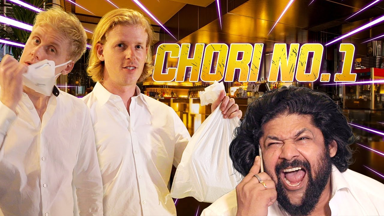 CHORI NO. 1 | 2 Foreigners In Bollywood