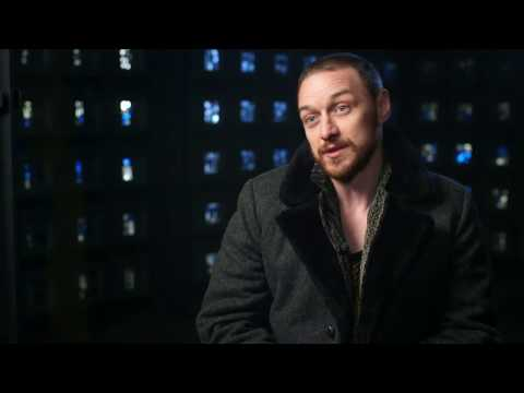 Atomic Blonde Official James McAvoy Interview
