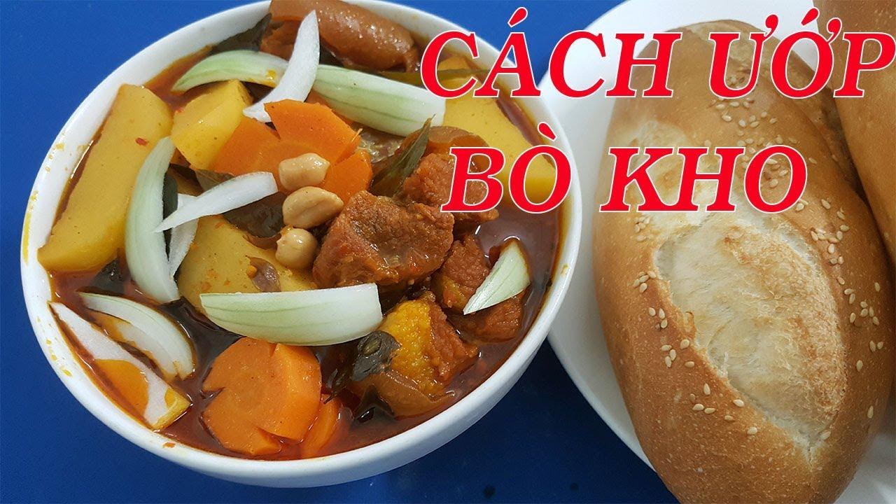 Cách Nấu Bò Kho: Bí quyết ướp món bò kho ngon khó cưỡng – Xanh TV