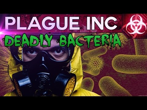 LETHAL BACTERIA FROM GERMANY INFECTING MILLIONS WORLD WIDE! - Plague Inc #1  | Docm77