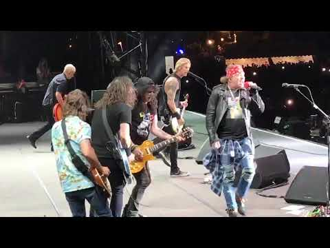 Foo Fighters & Guns N' Roses at Firenze Rocks 6.14.17 Mp3