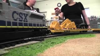 Pearl River Train Show 2016 Week 2