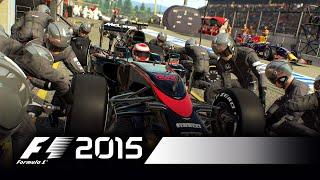 F1 2015 Teaser Trailer