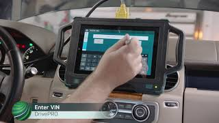 Land Rover LR4 Keyless Vehicle Module (KVM) Programming - Using DrivePRO from Autologic
