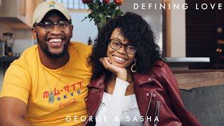 George and Sasha Define Love | Sushi with Wasabi | #DEFININGLOVE
