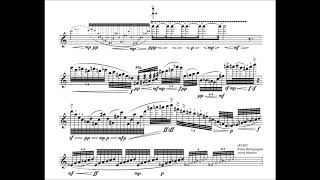DaeSeob Han : The Whisper of Siren for flute solo