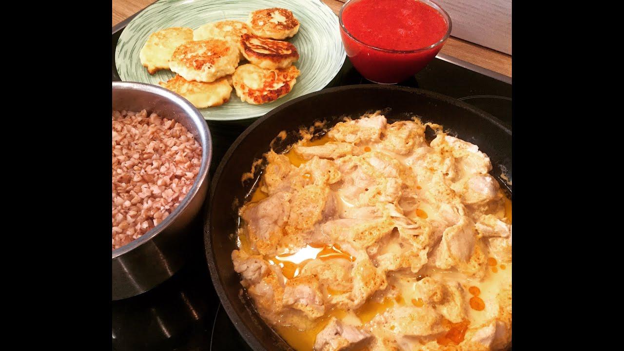 рецепты из куриной грудки фото рецепты с фото