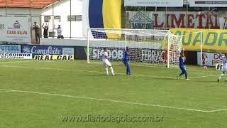 Goianão 2018: Iporá e Anápolis ficam no empate no Estádio Ferreirão