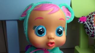 Baby doll and funny baby play on the playgroung for kids Baby Nursery rhymes songs