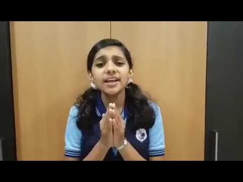 Prayer song by haritha