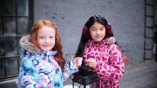 Съемка Look Book коллекции 2016  Premont Canada Детские зимние комбинезоны(, 2015-10-22T11:09:29.000Z)