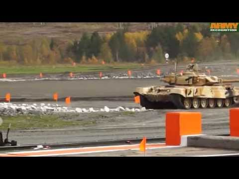 RAE 2015 Russia Arms Expo defense exhibition live firing demonstration Day 1 Army Recognition Web TV