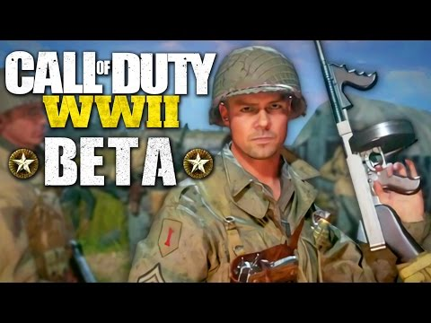 Call of Duty: WORLD WAR 2 - BETA info + ZOMBIES news!