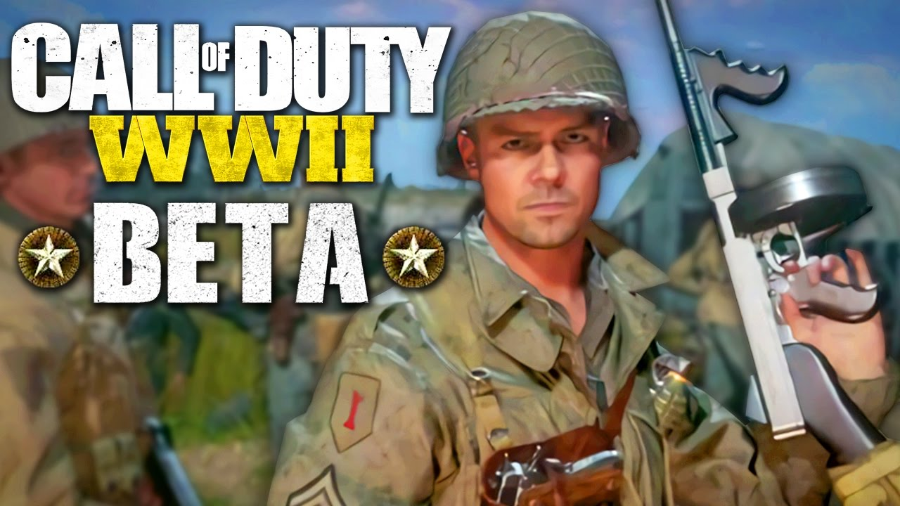 Call of Duty: WORLD WAR 2 – BETA info + ZOMBIES news! – YouTube