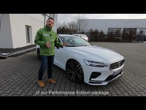 HEICO SPORTIV - Performance Edition For Volvo V60 T6