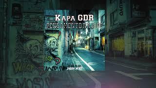 Kapa GDR - Pensamento na 1000 - prod Daddy Beatz (Official Audio)