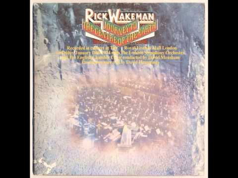 Image result for rick wakeman journey to the centre of the earth