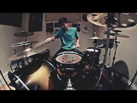 Chris Dimas - Collard Greens - ScHoolboy Q Ft. Kendrick Lamar - Drum Cover