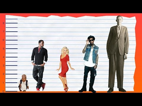 How Tall Is Jason Derulo? - Height Comparison!