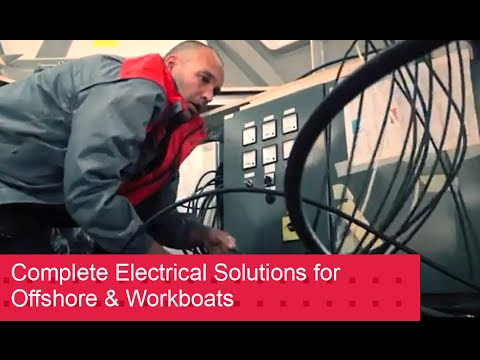 Complete Electrical Solutions Offshore and Workboats