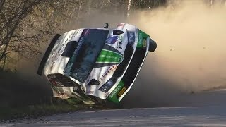 WRC2/R5 Rally Drivers GO CRAZY! | On the Limits, Flat Out, Maximum Attack | BEST OF 2018/2019