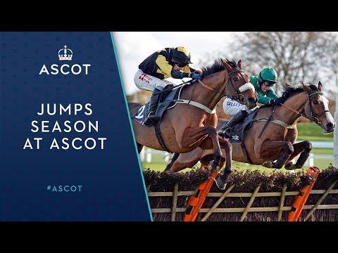 Jumps Season at Ascot Racecourse
