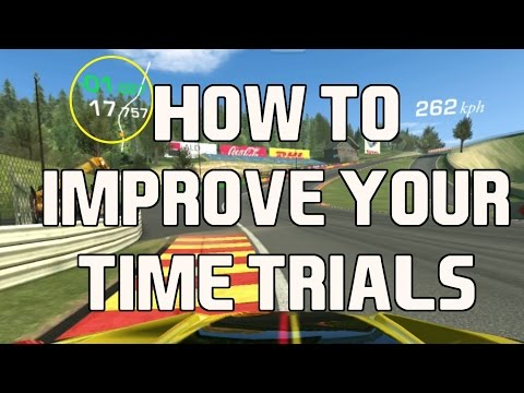 Real Racing 3 Improve Your Time Trials Tips And Tricks