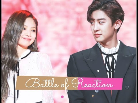 EXO's Chanyeol Vs Blackpink's Jennie In Reaction To Each Other's Performance