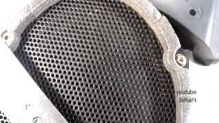 Ford Mondeo 2001 (MK3) - Speakers (HD)