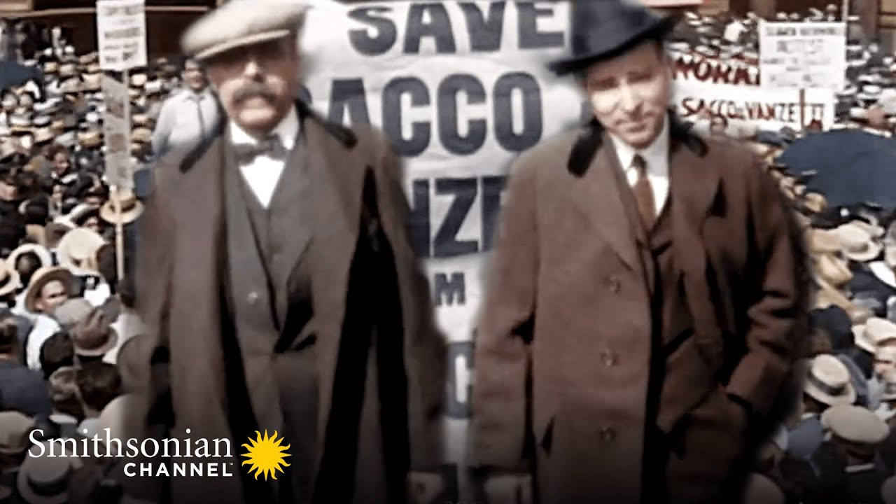 Download Riots Erupt After 1927 Verdict Against Italian Immigrants ⚖️ America in Color | Smithsonian Channel