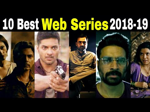 10 Best Web Series 2018- 2019 Of All Time Favorite || Action Thriller || Mysterious