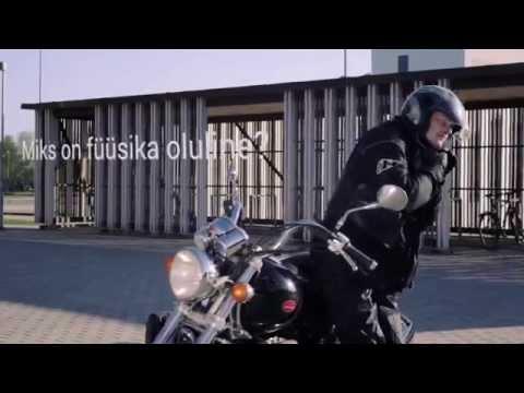 Ära ela udus, tule õpi Tartu Ülikoolis füüsikat