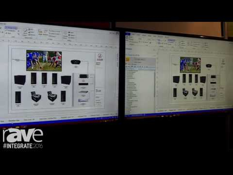 Integrate 2016: d-tools Showcases the System Integration Software for Integrators