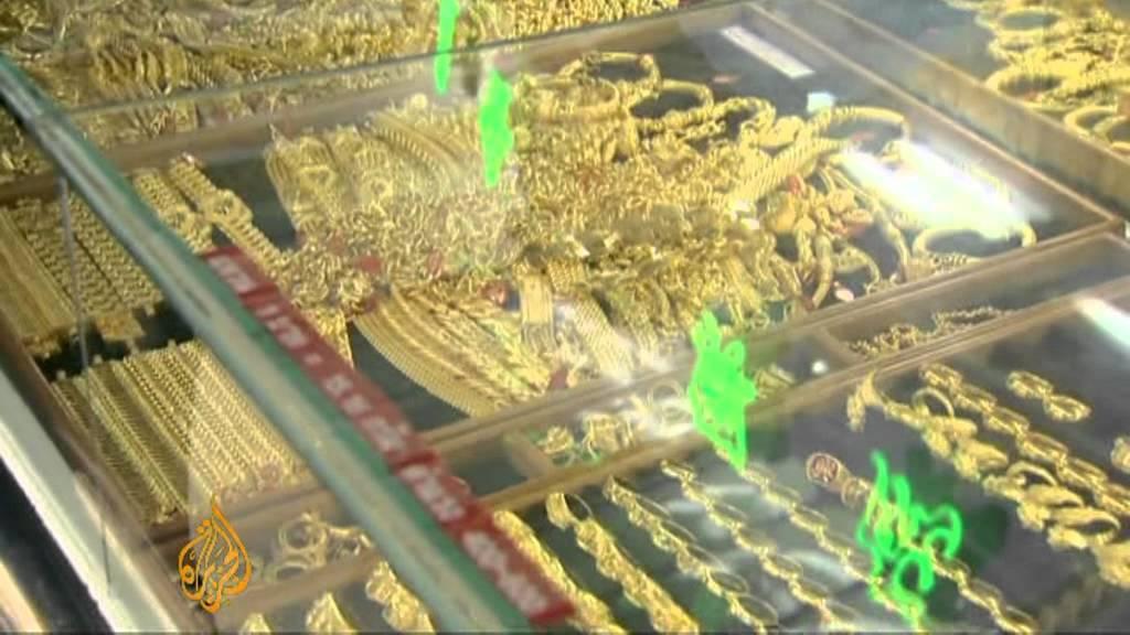 Market jitters cause Thai gold rush