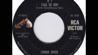 Connie Smith ~ If I Talk To Him. YouTube Videos