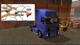 Euro Truck Driver - Ovilex iOS/Android