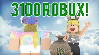 SURPRISING MY SISTER WITH 3100 ROBUX! | BUYING HEADLESS HORSEMAN!