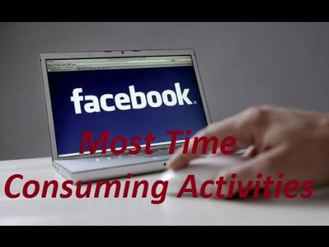 Top 10 Most Time Consuming Activities (That Waste Our Lives)
