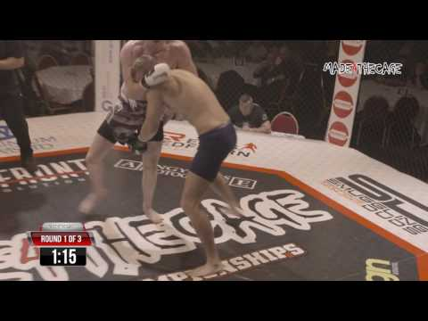 Made 4 The Cage 21 -  Supremacy - Joe Millward VS Tom Webster