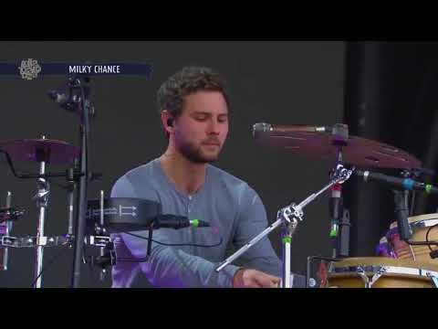 Milky Chance - Stolen Dance - Lollapalooza Chicago 2017