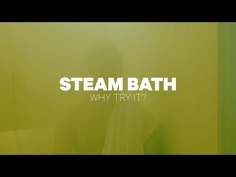 Steam Bath: Why Try It?