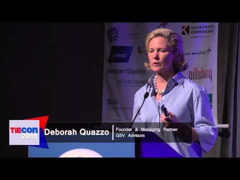 We Don't Need No Education? Deborah Quazzo - TiEcon 2015