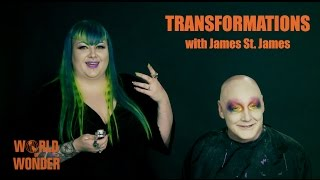 Vanity Venom & James St. James - Transformations