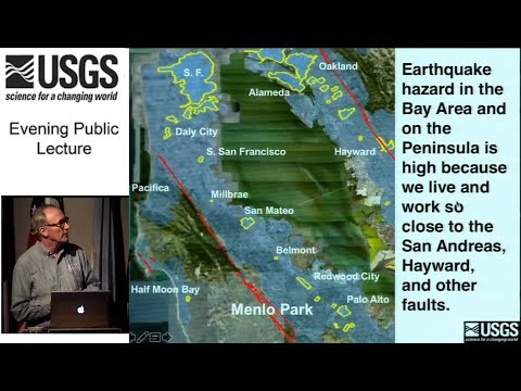 PubTalk 9/2018 - Hayward Earthquake